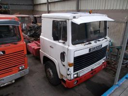 closed box truck Scania LBS 111 1978