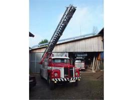 fire truck Scania L80 1973