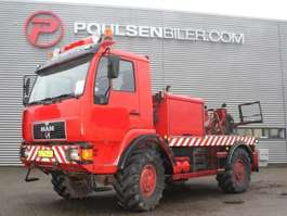 camião reboque de recuperação MAN 10-225 2004