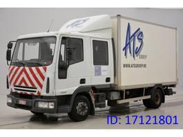 closed box truck > 7.5 t Iveco Eurocargo 80E17 2007