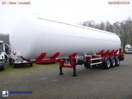 Tankauflieger Auflieger MTD Gas tank steel 57 m3 NEW - 3 Axle BPW - DISC 2017