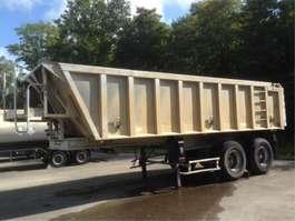 tipper semi trailer General Trailers 22 M3 - STEEL SUSPENSION 2001