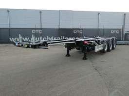 Containerfahrgestell Auflieger Pacton Vanaf  380 Euro 2019