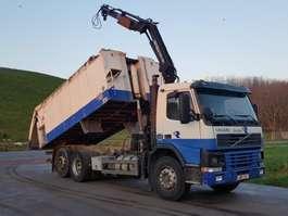 tipper truck Volvo FM 9 340