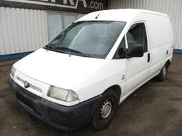 закрытый ЛКТ Fiat Scudo 220 L , 1.9 D 2003