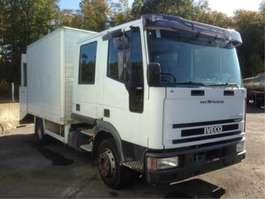 camião de caixa fechada Iveco EUROCARGO 80E17  DOKA + TAILLIFT -118925 KM 2001