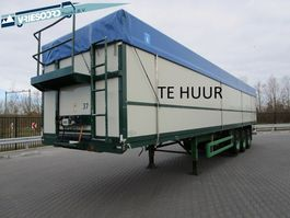 other semi trailers Pacton TXL339 (Te Huur) 2000