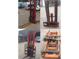 pallet fork attachment heftruck masten