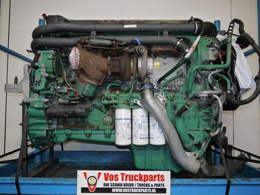 Used Volvo D13a 480 Ec06 Epg Engine Trucksnl Com