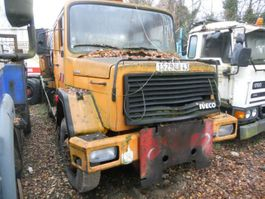 other trucks Magirus Deutz BITUMEN SPREIDER 1983