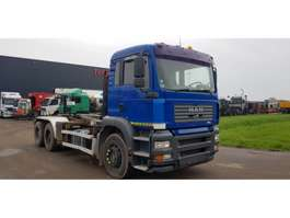 container truck MAN TGA H25 2002
