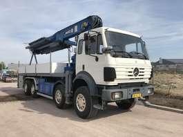 crane truck Mercedes Benz 3434 8 x 4 1995
