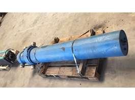 pieza de equipo sistema hidráulico Edbro Kipcilinder 2019