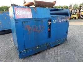 agregat prądotwórczy standardowy Bredenoord 61 kva 1990