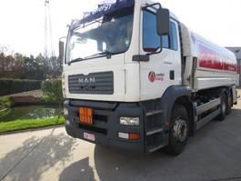 tank truck MAN TGA - REF 17 2005