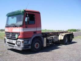tipper truck > 7.5 t Mercedes-Benz ACTROS 2541. 2005