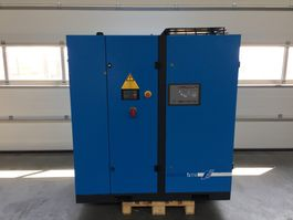 compressors Grassair 55 kW 9.5 bar schroefcompressor