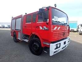 fire truck Renault G 230 + MANUAL + FIRE TRUCK + 35889KM ! 1994