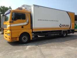 camión frigorífico MAN TGA18.350 CHEREAU BOX +  THERMOKING 2004