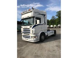 cab over engine Scania R420 -MANUAL GEARBOX 2007