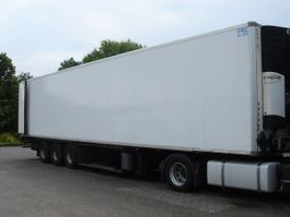 refrigerated semi trailer Krone VLEESHANG ,Hanging meat , viandes , fleish , full chassis , 2.66 high 2005