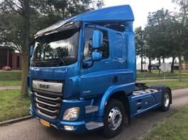 hazardous materials tractorhead DAF VERKOCHT !!! 2017