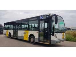 city bus Van Hool Man motor