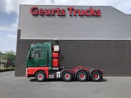 heavy duty tractorhead MAN TGX 41 680 8X4 HEAVY DUTY TRACTOR 250 TONS 2009