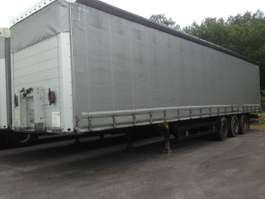 sliding curtain semi trailer Schmitz Cargobull WITH COIL 2012
