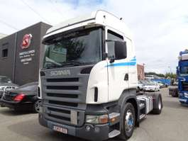 Standard SZM Scania R 380 highline RETARDER francais manual 2006