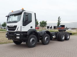 chassis cab truck Iveco Trakker AD410T42H 8x4 Chassis cabin 2018
