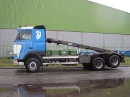camião de contentores Volvo 1997 FH 16 520, full steel susp , 10 tyres 6x2/4 1997