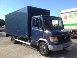 camião de caixa fechada Mercedes Benz VARIO 814 -AS NEW 1999