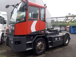 heavy duty tractorhead Kalmar 618 I 4x4 euro 4 2008
