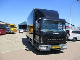 closed box truck > 7.5 t Iveco EUROCARGO ML 80 E 22 EURO 5 2007