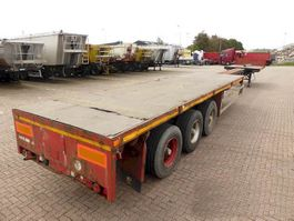 other semi trailers Goldhofer 6.8 M EXTENDABLE 1992