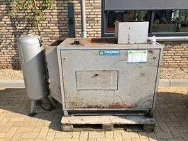 Kompressoren Creemers SG870D 6.8 kW dieselaangedreven schroefcompressor