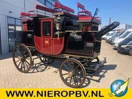 Minivan - Personenwagen postkoets CENTURY ROYAL MAIL COACH 1784-1850 REPLICA century