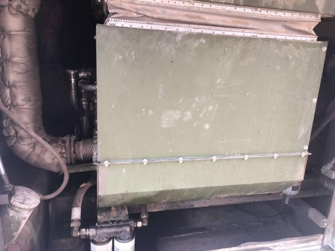 générateur Deutz Leroy Somer F8L413F 100 kVA Supersilent generatorset 1992