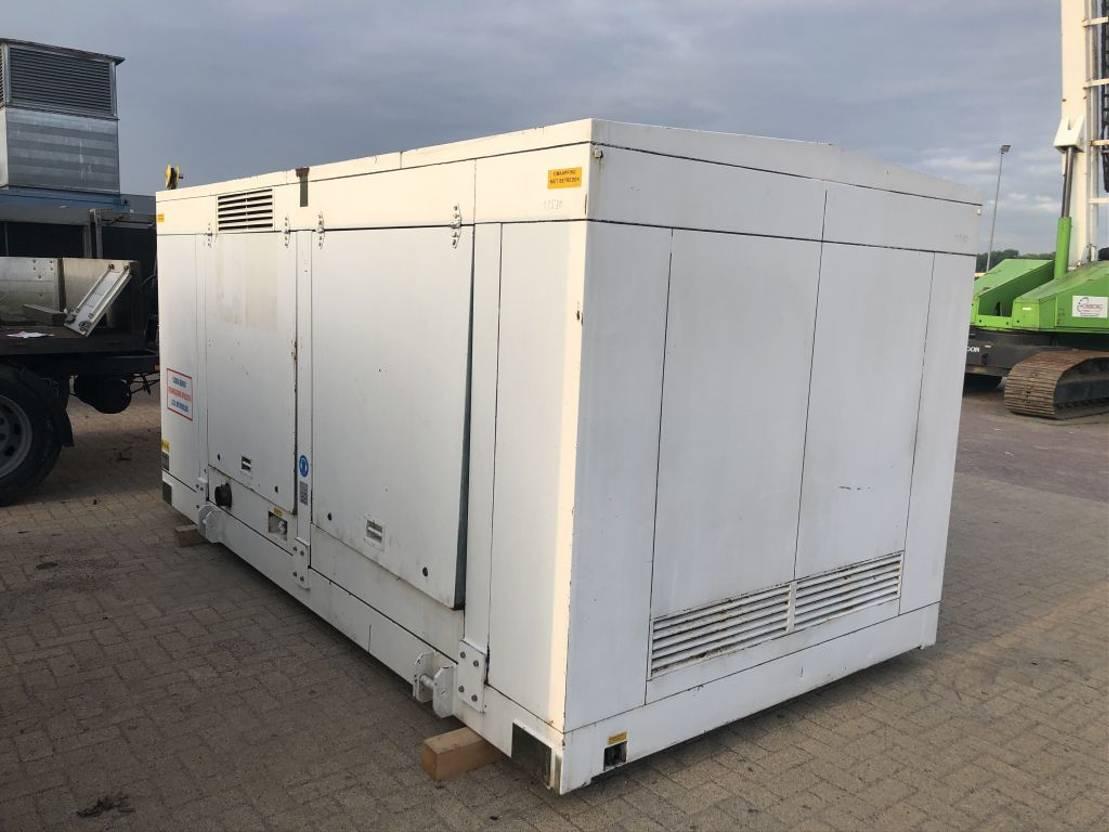 generador Deutz Leroy Somer F8L413F 100 kVA Supersilent generatorset 1992