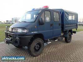 Pritschenwagen  Fiat SMT55 4x4 Crew Carrier - NEW (8 Units) 2012