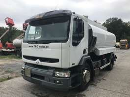 cisternové vozidlo Renault PREMIUM 270 DCI-4x2-14000 L 2005