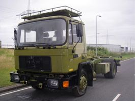 army truck MAN 13-192 F 4X2 1993