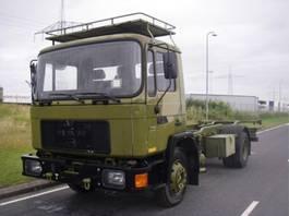 army truck MAN 13-192 F 4X2 Ex-Army 1993