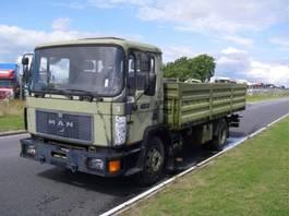 army truck MAN 13-192 F 1991