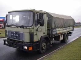 army truck MAN 13-192 F IC 4X2 (EX-ARMY) 1993