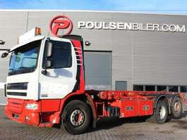 container truck DAF CF75-310 2010