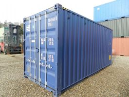 dry standard shipping container Winters 20ft High Cube 2019
