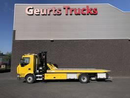 tow-recovery truck Renault Midlum 270 270 DXI BERGINGVOERTUIG 2011