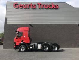 heavy duty tractorhead Renault C 460 6X4 TREKKER EURO 6 2014